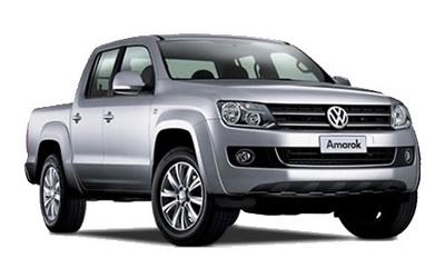 A Amarok é uma pickup valente, com capacidade para 5 lugares, oferece conforto, robustez e força para enfrentar estradas off-road. Caçamba ampla, para carregar cargas, consulte-nos!